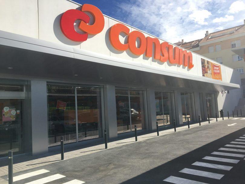Nuevas ofertas de empleo en Consum: contrato fijo y sueldos desde los 1.180 euros