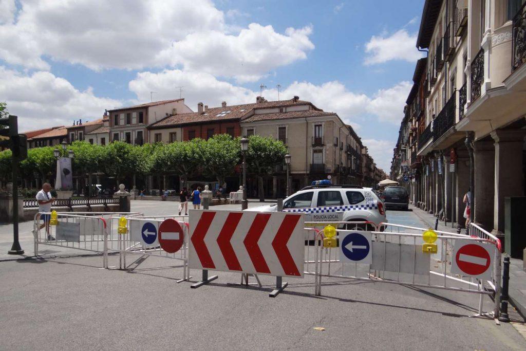Obra en Alcalá de Henares