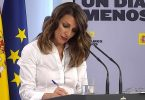 Yolanda Díaz plantea estrategias de empleo para salir de la crisis