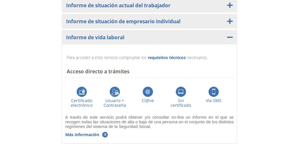 servicios seguridad social