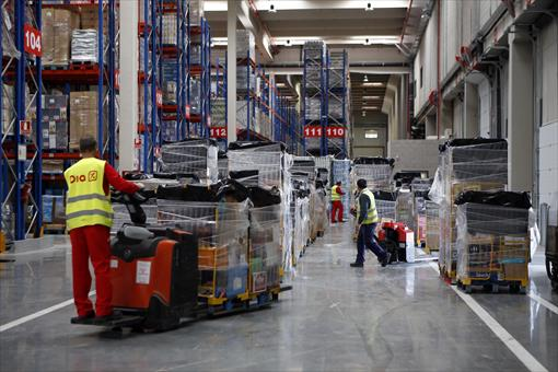 nuevo centro logístico