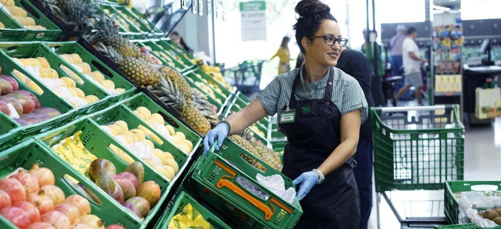Mayo comienza con más de 200 ofertas de empleo en Mercadona