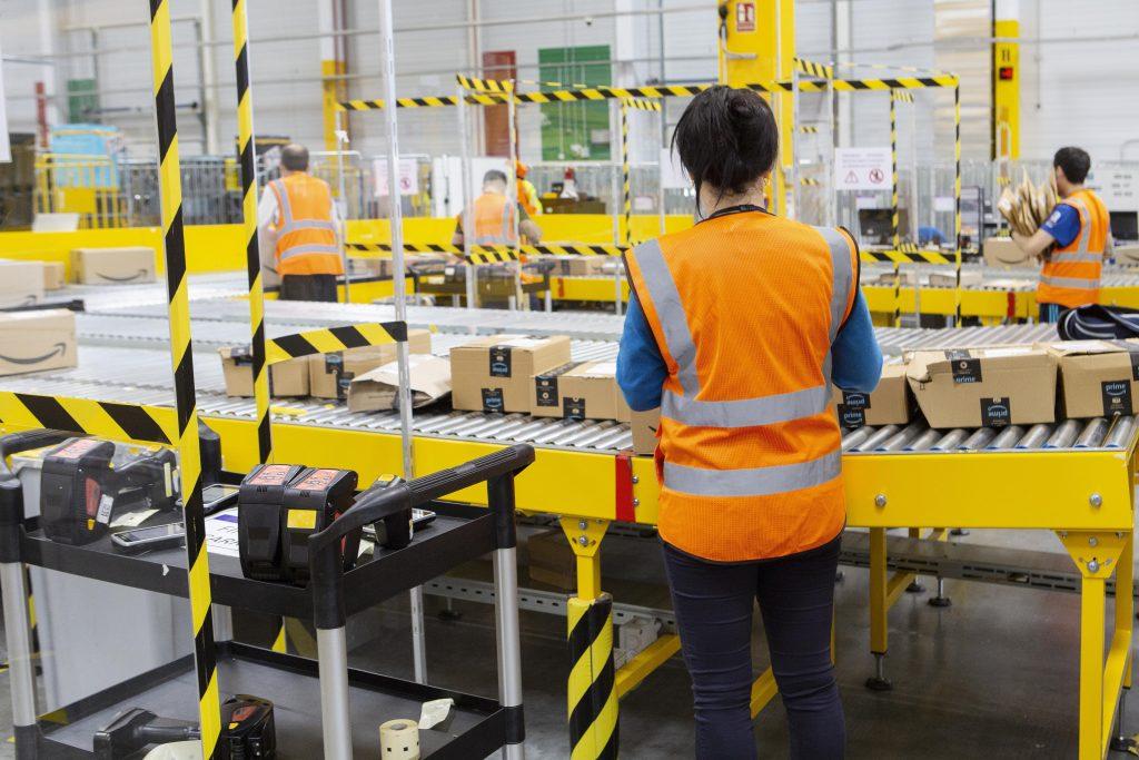 440 ofertas de empleo amazon