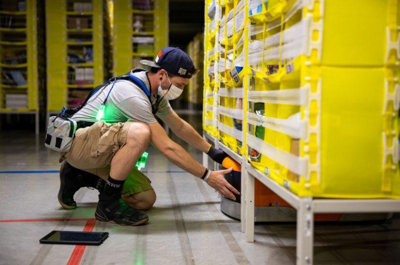 Amazon oferta 1.200 puestos fijos para su nuevo centro logístico de Toledo