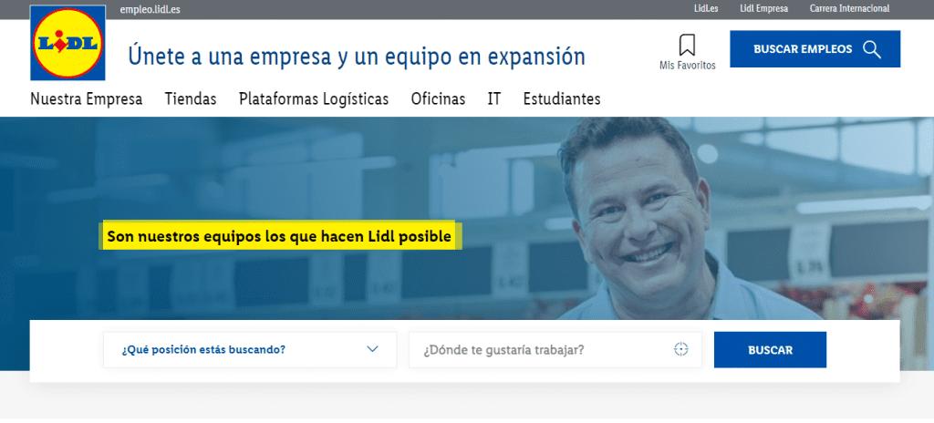 Lidl: más de 50 nuevos empleos con contrato fijo y sueldo de 1.200 euros