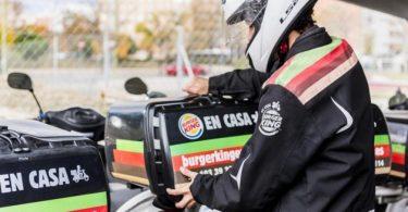 Burger King busca dependientes y repartidores para este verano