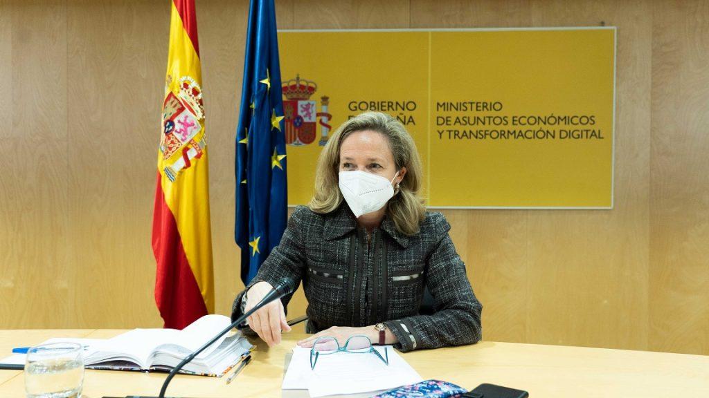 Nadia Calviña prorrogar los ERTE