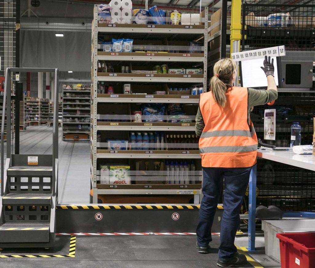 Amazon Robotics: nuevos empleos