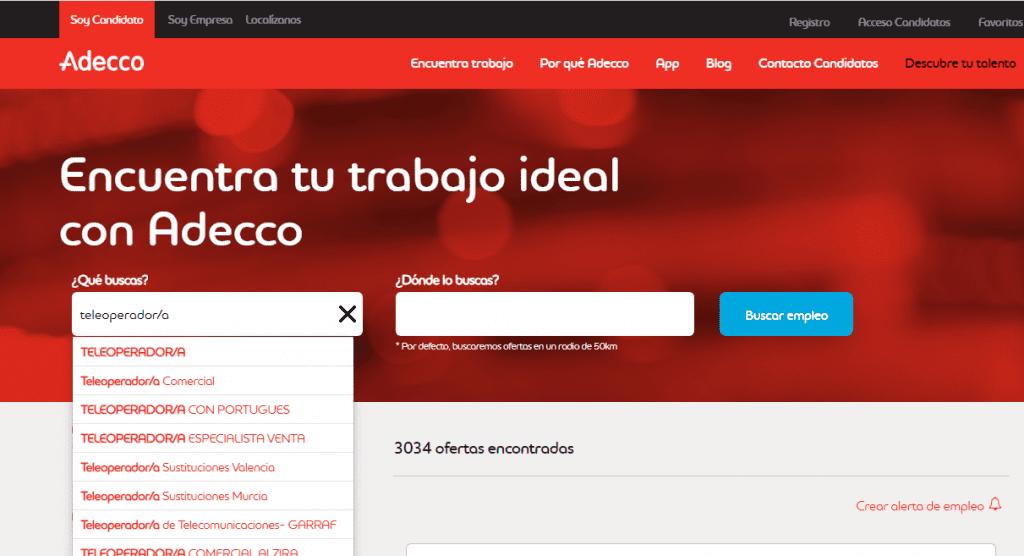 Más de 420 nuevas ofertas de empleo como teleoperador/a en Andalucía con opción de trabajar desde casa