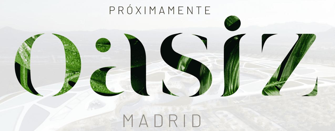 Se buscan más de 1.000 personas para trabajar en el nuevo centro comercial Oasiz Madrid