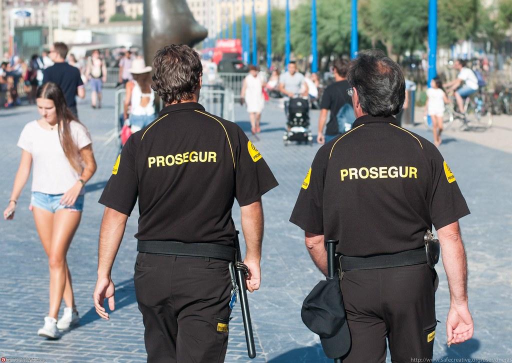 Nuevas ofertas de empleo como vigilante de seguridad en Prosegur