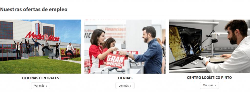 MediaMarkt lanza más de 130 nuevas ofertas de empleo