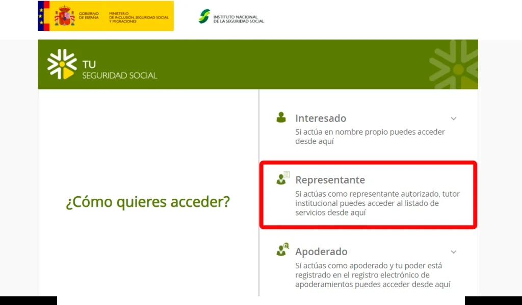 TU SEGURIDAD SOCIAL: solicitar tarjeta sanitaria europea