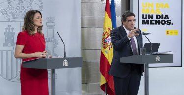 El Gobierno aprueba la prorroga de los ERTE hasta el 28 de febrero de 2022