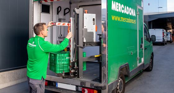 Mercadona busca repartidores con sueldos de hasta 1.448 euros