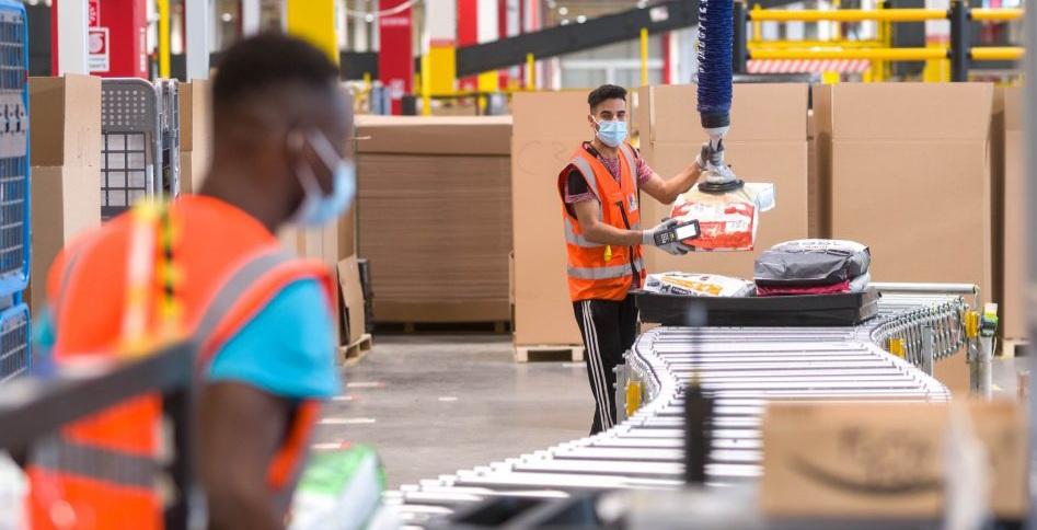 Amazon contratará a más de 1.000 trabajadores en una feria de empleo presencial y virtual