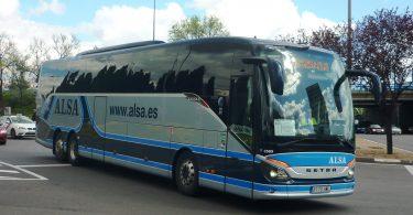 Nuevas ofertas de empleo en Alsa con sueldos de 1.500 euros